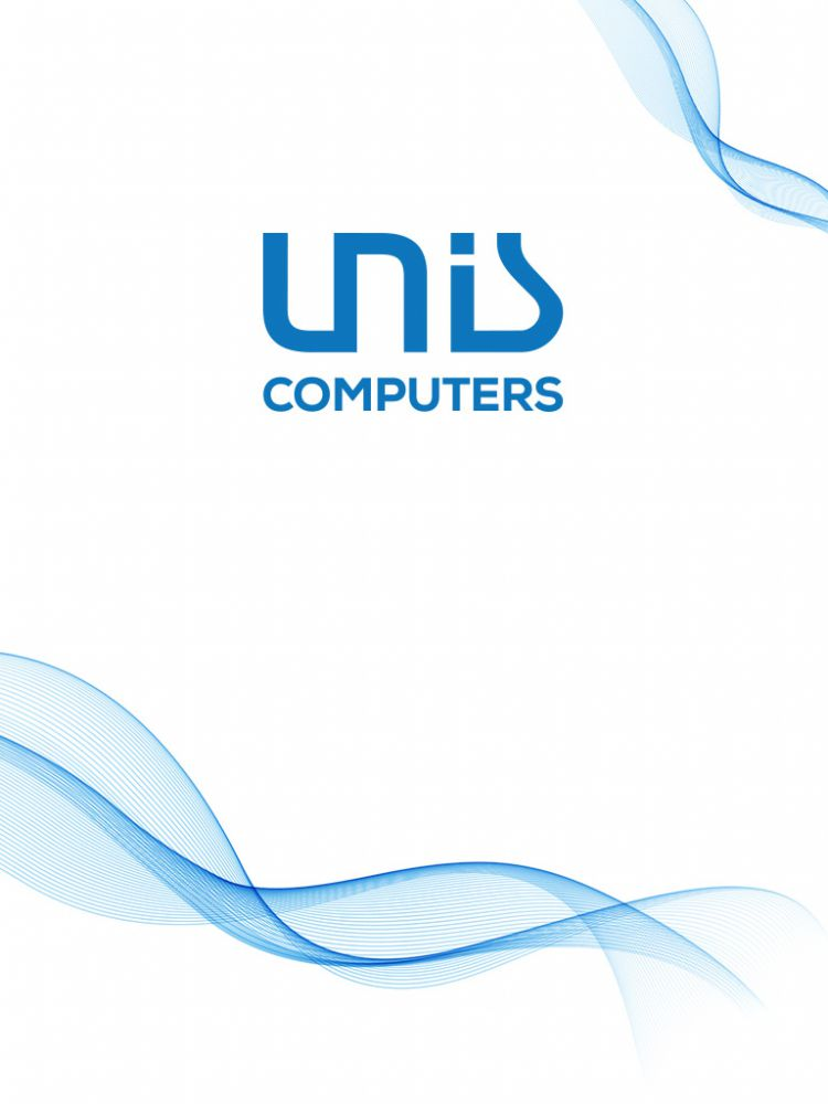 mobile Unis Computers - white