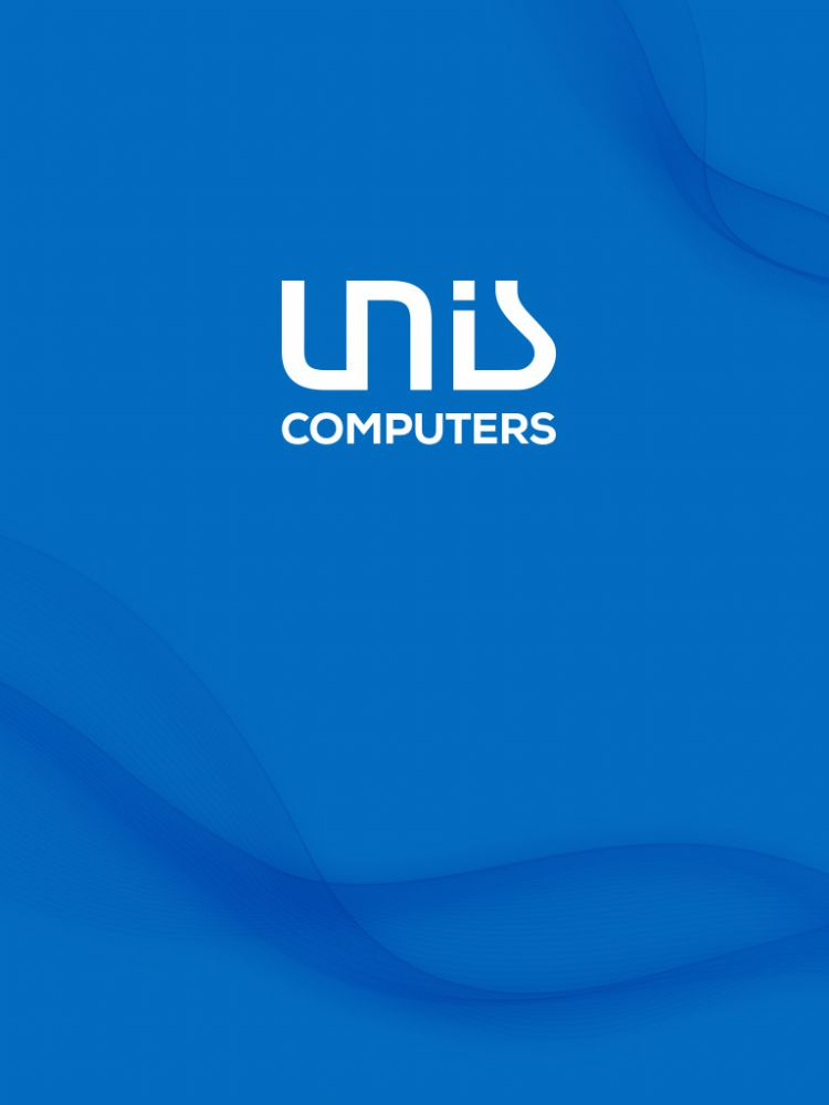 mobile Unis Computers - blue