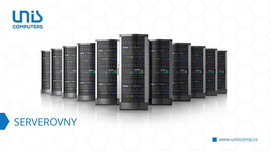 Unis Computers - server rooms