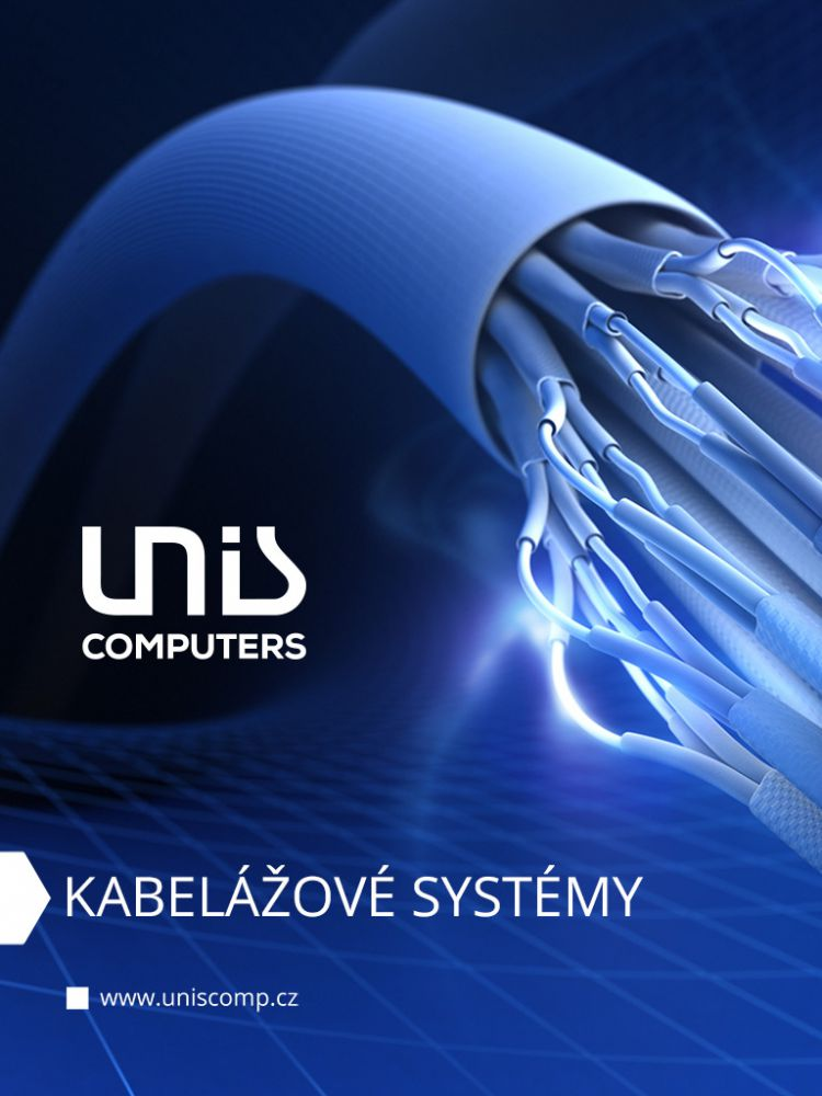 mobile Unis Computers - kabeláž