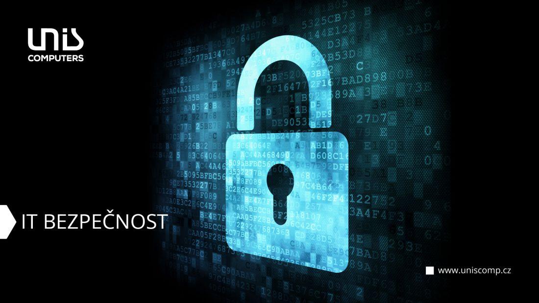 Unis Computers - bezpečnost