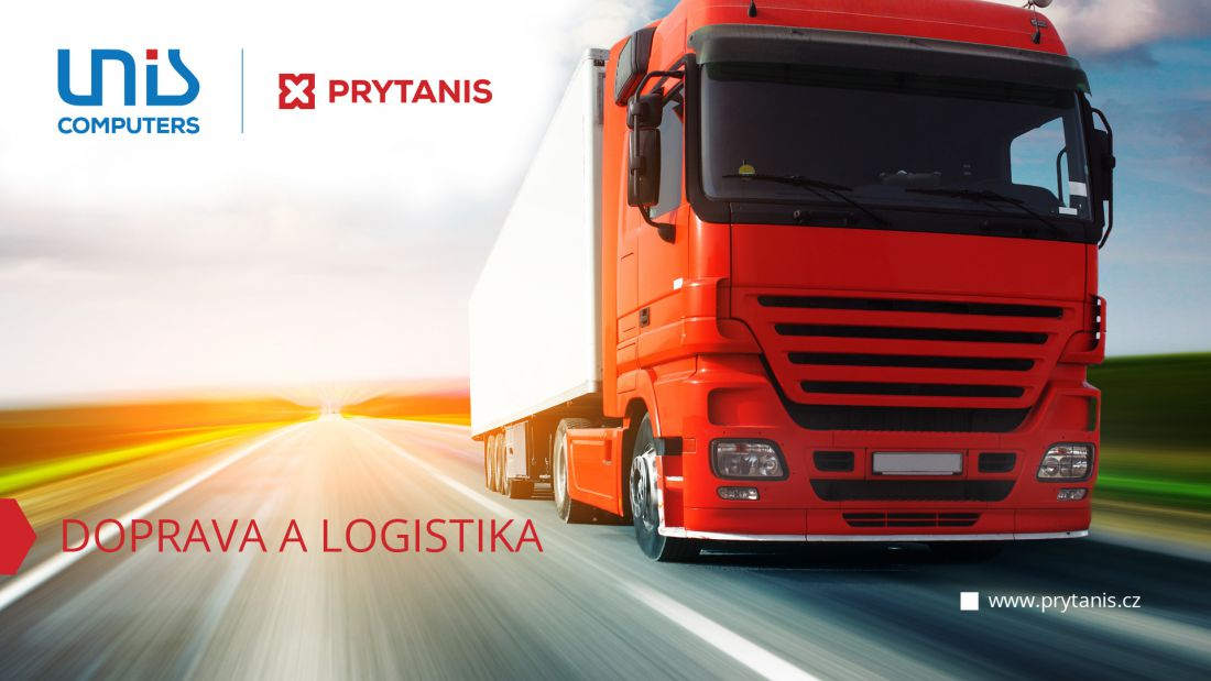 Unis Computers | Prytanis - doprava a logistika